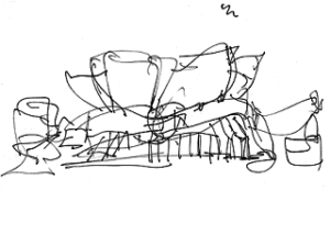 From Paper To Parametric Vectors Gehry S Transformation Of
