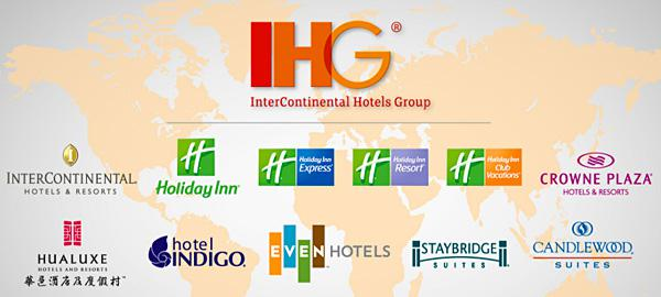 Intercontinental Hotel Group Making Sleep Sustainable Technology And Operations Management