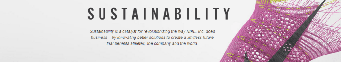 Nike's race against climate change