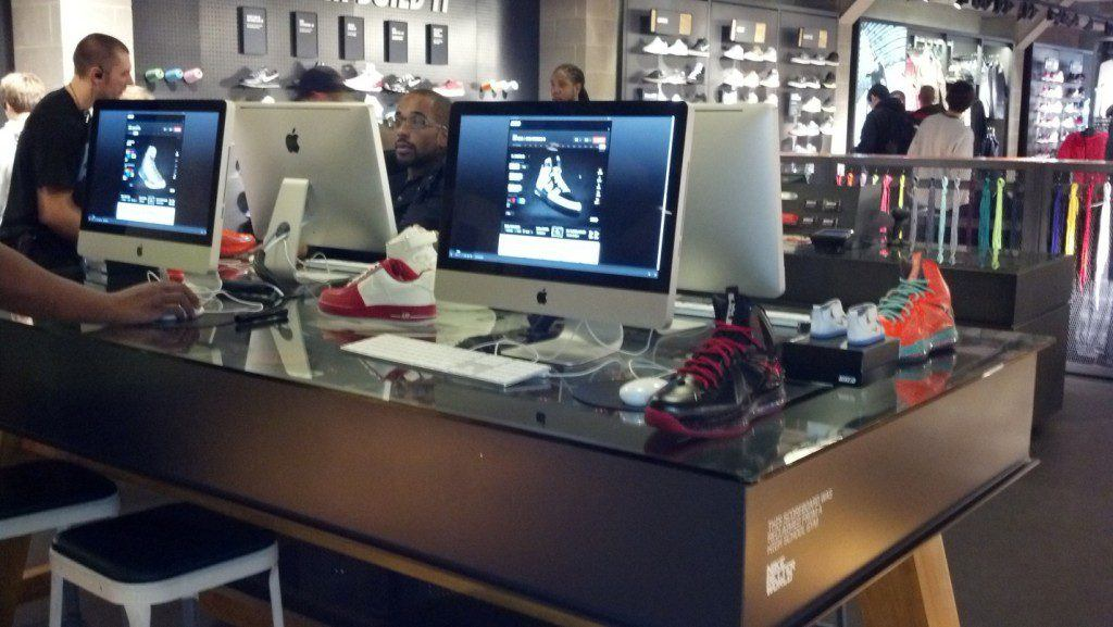 86d1239f3c53 NikeID  polishing the shoe buying experience – Technology and ...