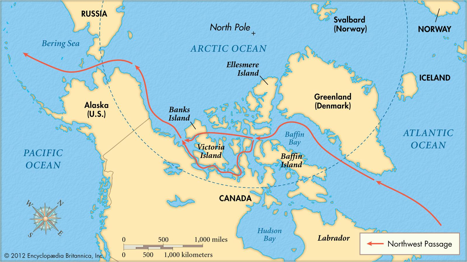 canadian sovereignty over the northwest passage essay