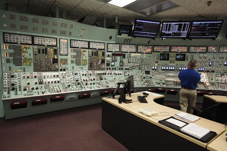 Nuclear Power Upgrades Technology And Operations Management