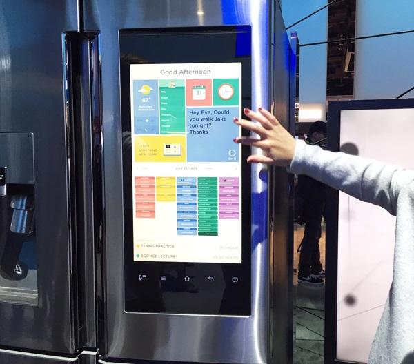 Samsung Teaches An Old Appliance New Tricks The Family