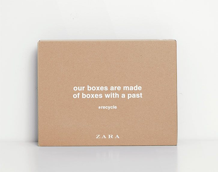 ZARA – How to reduce carbon footprint in fast-fashion, one ...