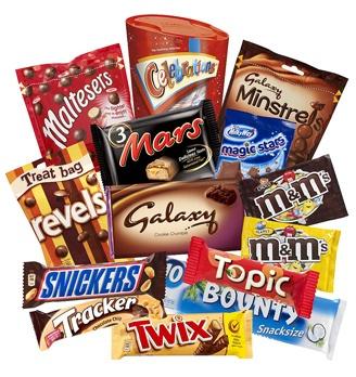 Chocolate Lovers, Beware. How Mars, Inc. is Fighting the ... Smarties Candies