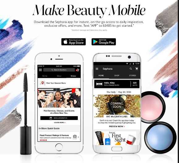 Sephora: Who wants a virtual makeover? – Technology and ...